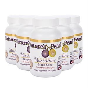 Youngevity Muscadine Grape Seed by Nature's Pearl