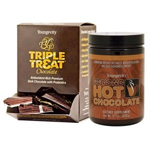 Youngevity Healthy Chocolate Duo Special