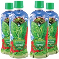 Youngevity Strawberry Kiwi-Mins Mineral Supplement 4 Pack