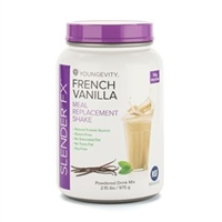 Youngevity Slender Fx Meal Replacement Shake French Vanilla