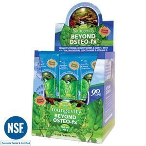Youngevity Beyond OsteoFx Powder Stick Pack Box