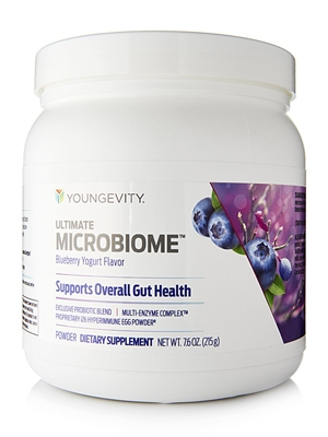 youngevity ultimate microbiome