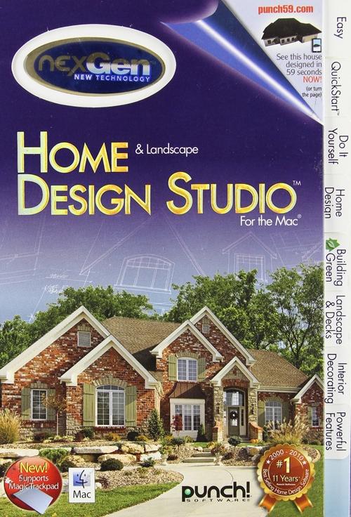 Punch Home Design Studio V2 Mac