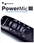 Nuance PowerMic III Microphone for Dragon - 3 Ft Cord