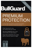 BullGuard Premium Protection 10-Devices 1-Year