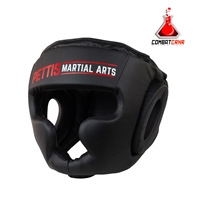 Pettis Martial Arts Custom Headgear