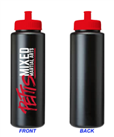 Pettis MMA Water Bottle