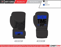 Showtime Fit Custom KRbon Boxing Gloves