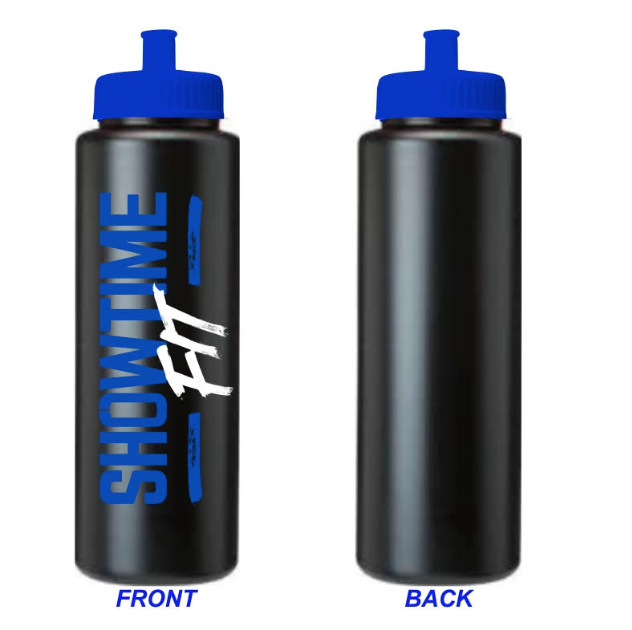 Showtime Fit Water Bottle