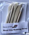 clay modeling tools
