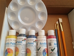 Acrylic 4 oz kit