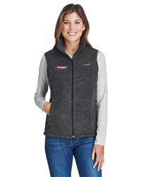 Columbia Ladies' Benton Springs Full-Zip Fleece Vest