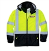 CornerStone ANSI 107 Class 3 Safety Windbreaker