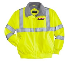 Port Authority Enhanced Visibility Challenger Jacket with Reflective Taping