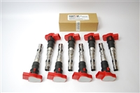 AUDI A6 (C6) COILPACK SET 4.2 (BAT)