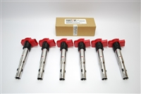 AUDI ALLROAD (C6) COILPACK SET 3.0 3.2