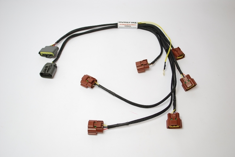 SKY R32 GTR SI HARNESS 2?1483676820 nissan skyline r32 gtr coilpack wiring harness surefire r32 gtr wiring harness at crackthecode.co