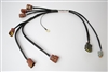 NISSAN SKYLINE R33 GTS GTS-T COILPACK WIRING HARNESS