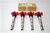 VW BEETLE COILPACK SET 2.0 TSI