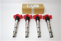 VW GOLF COILPACK SET 2.0 FSI + 2.0 GTi