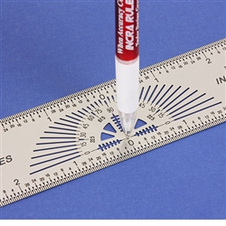 "INCRA Precision Specialty Rules-12"" Centering Rule"