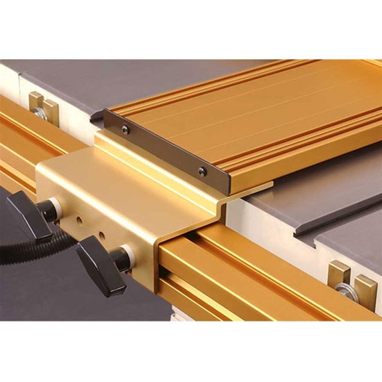 Incra ts ls joinery system 52 range for 52 table saw fence