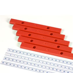 Metric Incremental Rack Pack – 5pc. Set