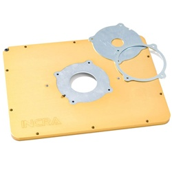 INCRA Solid Aluminum MagnaLOCK RT Plates