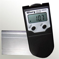 "Wixey 3"" Digital Protractor"