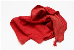 Red Shop Towel 2nds