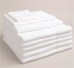 White Terry Wash Cloths