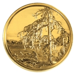 $200 2002 Gold Coin - Tom Thompson