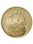 $100 1998 Gold Coin - 75th Anniversary of the Nobel Prize for the Discovery of Insulin