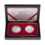 $5 1998 Fine Silver Set - Norman Bethune Commemorative