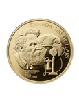 $100 1997 Gold Coin - 150th Anniversary of the Birth of Alexander Graham Bell