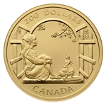$200 1994 Gold Coin - Anne of Green Gables