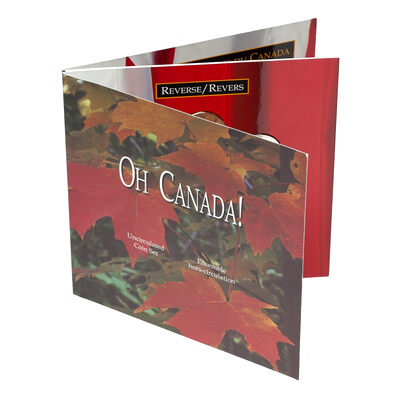 1994 Oh! Canada! Gift Set