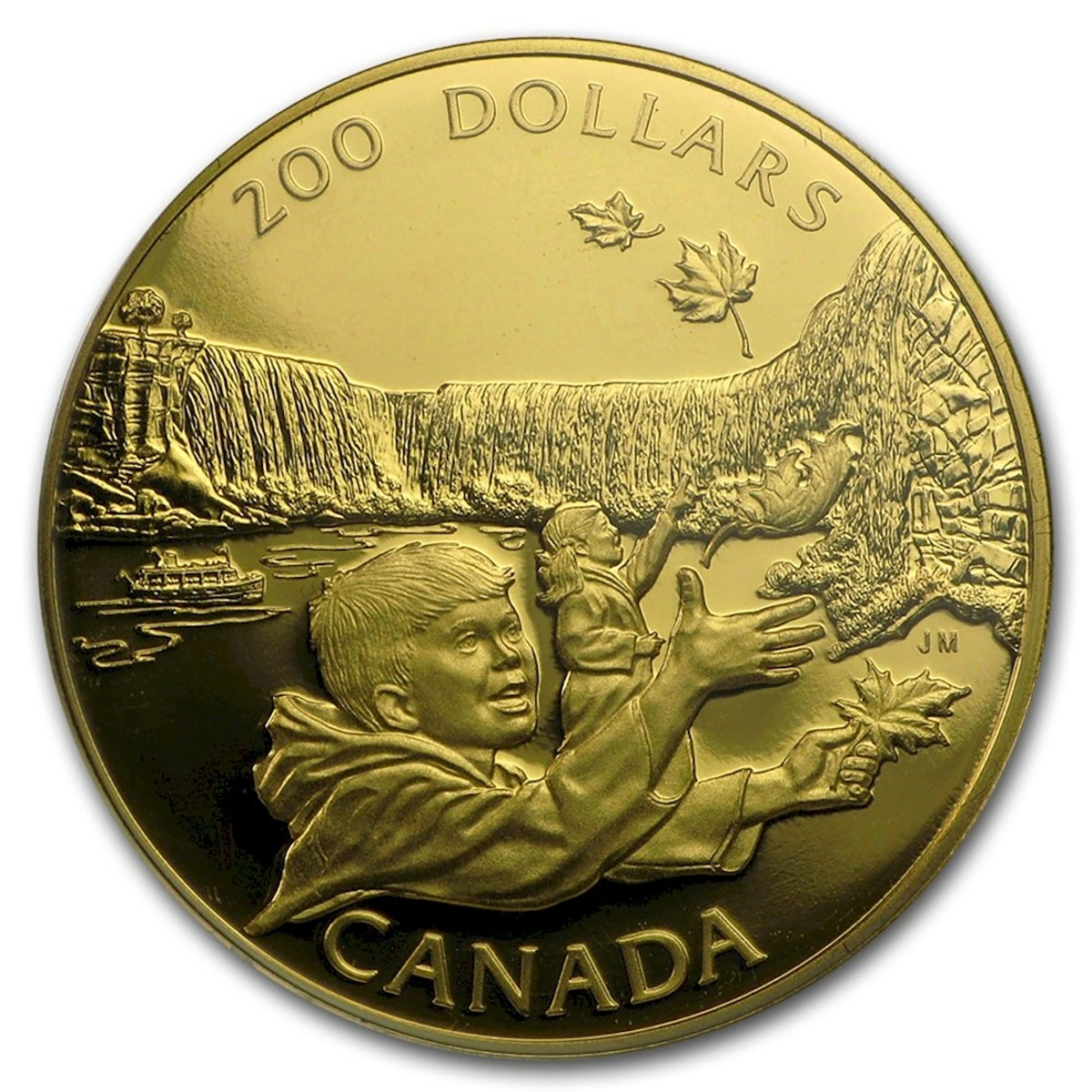 as issued from RCM BU roll of 1992 Canadian Pennies