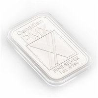 Capsule for 1 oz. Silver Bar