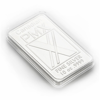 Capsule for 10 oz. Silver Bar