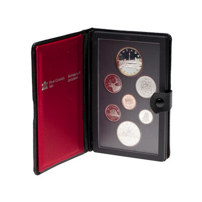 1984 Proof Set