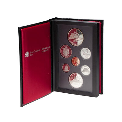 1987 Proof Set
