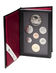 1989 Prestige Proof Set - Mackenzie River Bicentennial