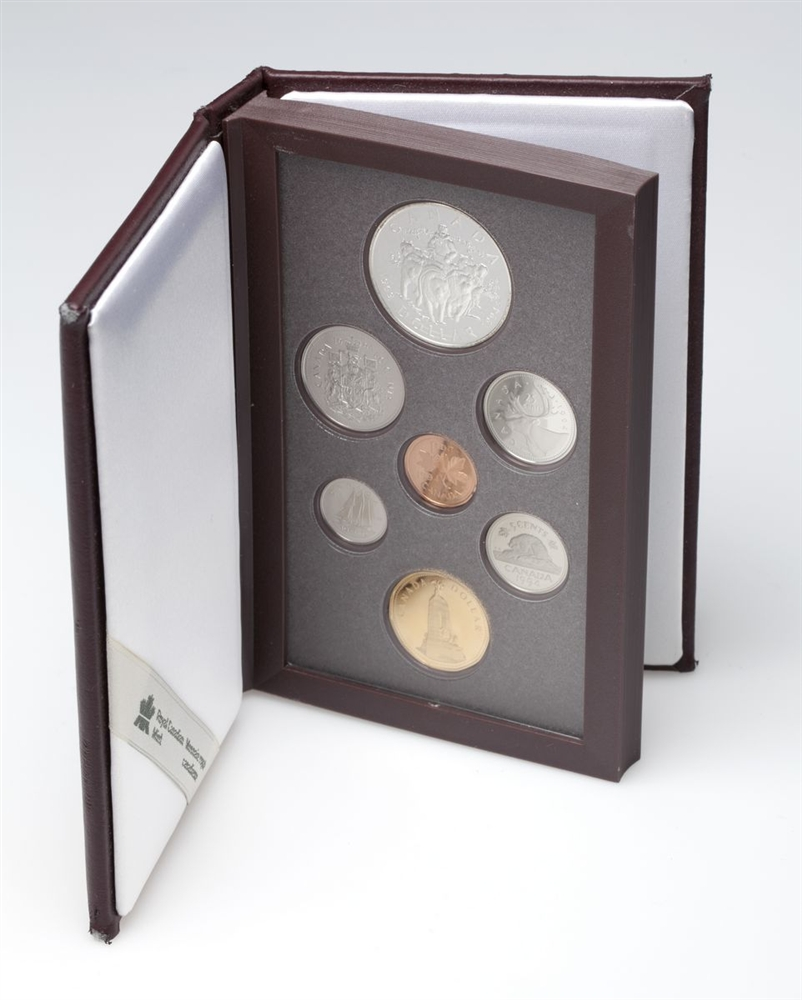 1994 Our Wedding Year Coin Gift Set