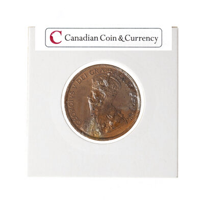 1 cent 1914  MS-62 Red