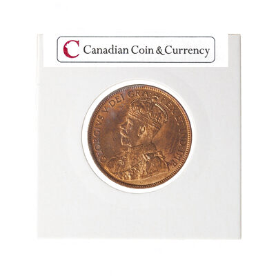 1 cent 1918  MS-63 Red