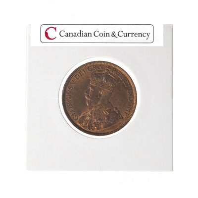 1 cent 1918  MS-64 RB