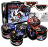 2016 $1 6-Coin-Set Captain America : Civil War - Pure Silver Coin
