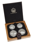 1976 Montreal Olympics Proof Coin Set - Series  I