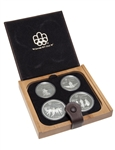 1976 Montreal Olympics Proof Coin Set - Series  III
